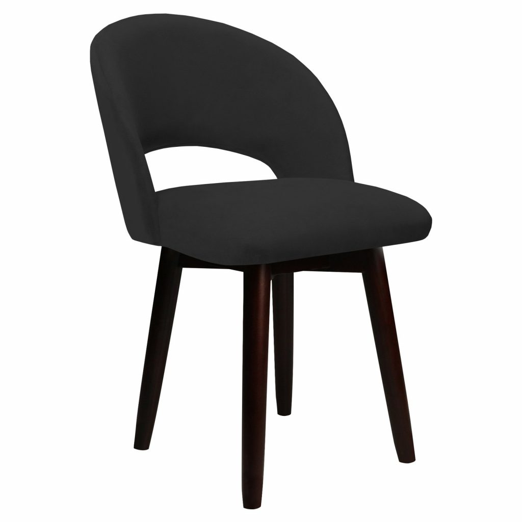 South Cone Piero Upholstered Dining Side Chair With Swivel In 2019