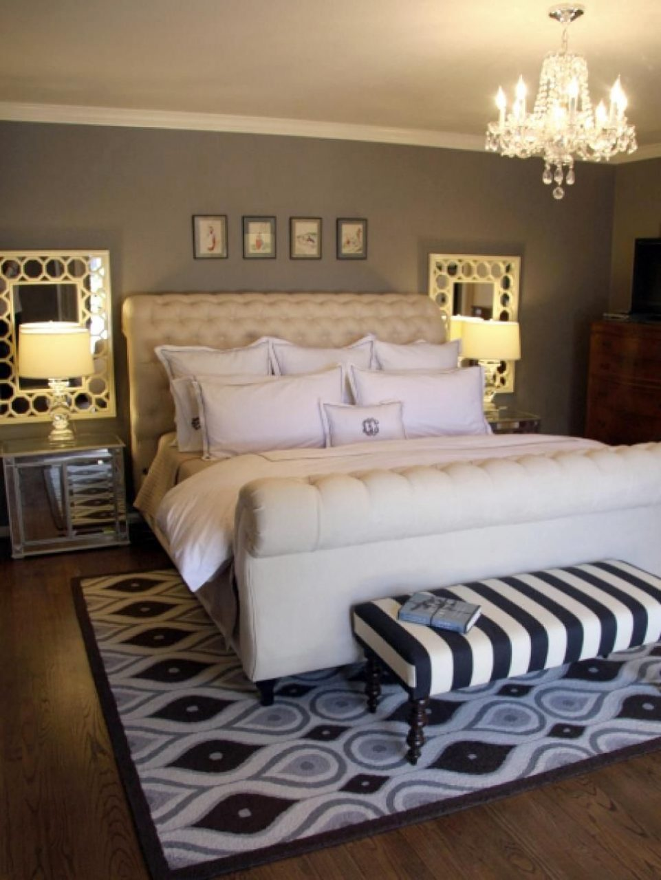Stylish Sexy Bedrooms
