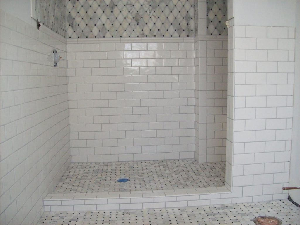 Subway Tiles With A Touch Of Color Love The Shelf Description From