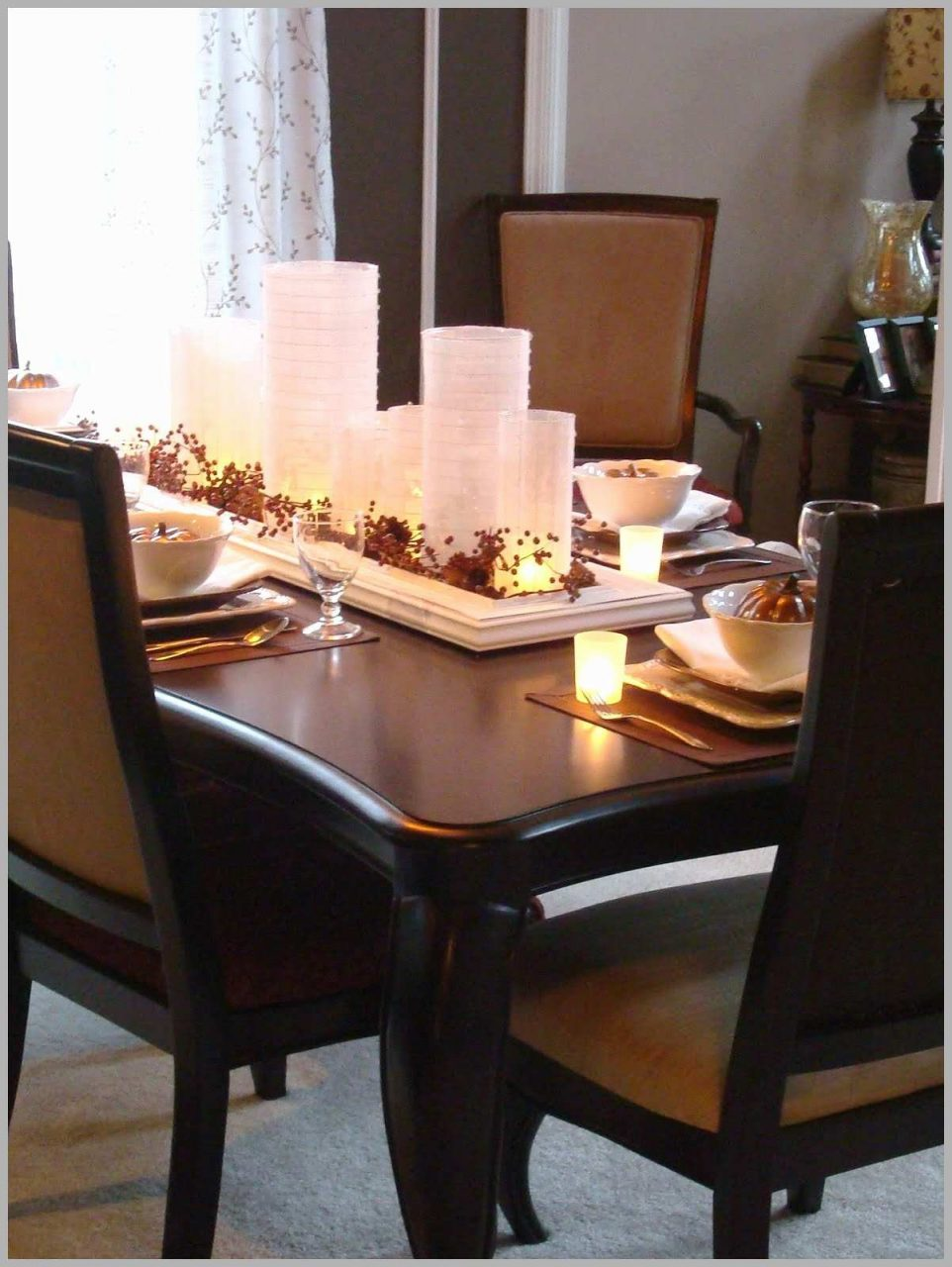 Surprising Dining Room Accessories In Dining Room Table Accessories