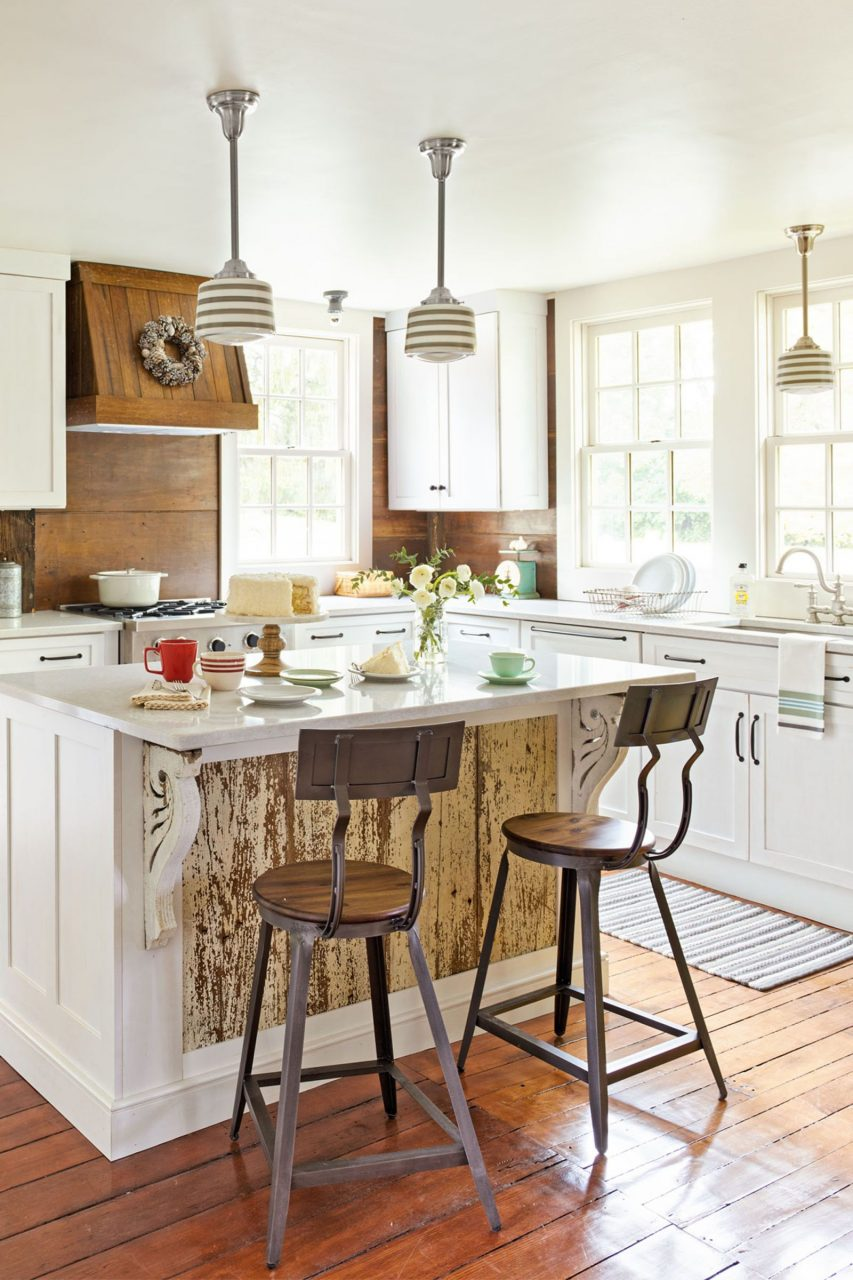 The Country Living Makeover Takeover Vintage Living Pinterest