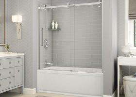 Custom Bathroom Shower Doors