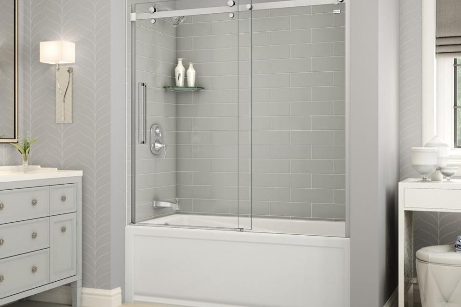 The Home Depot Installed Custom Shower Doors Hdinstcsd01 The Home