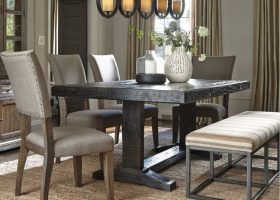 Urban Farmhouse Dining Room Table Sets