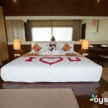 The One Bedroom Pool Villa Romantic Set Up At The Asa Bali Luxury