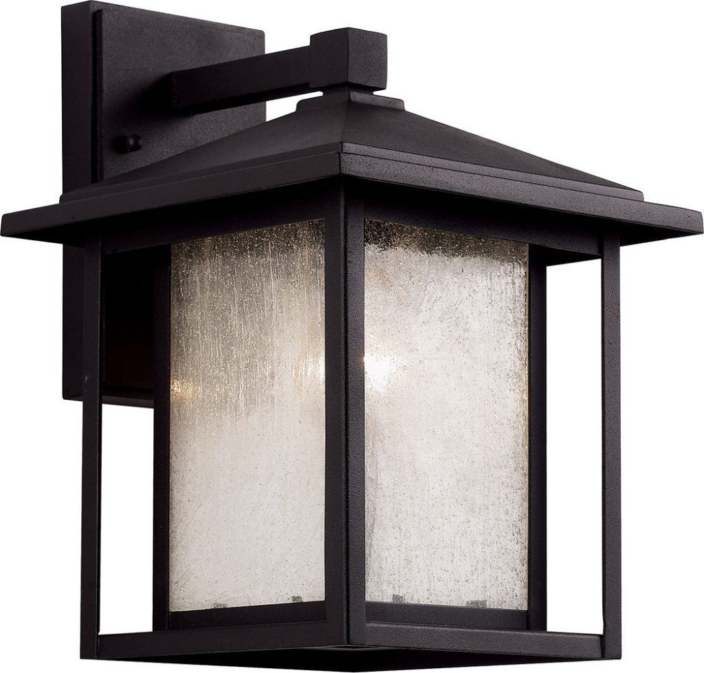Trans Globe 40361 Square Seeded Outdoor Lighting Wall Sconce Tra 40361