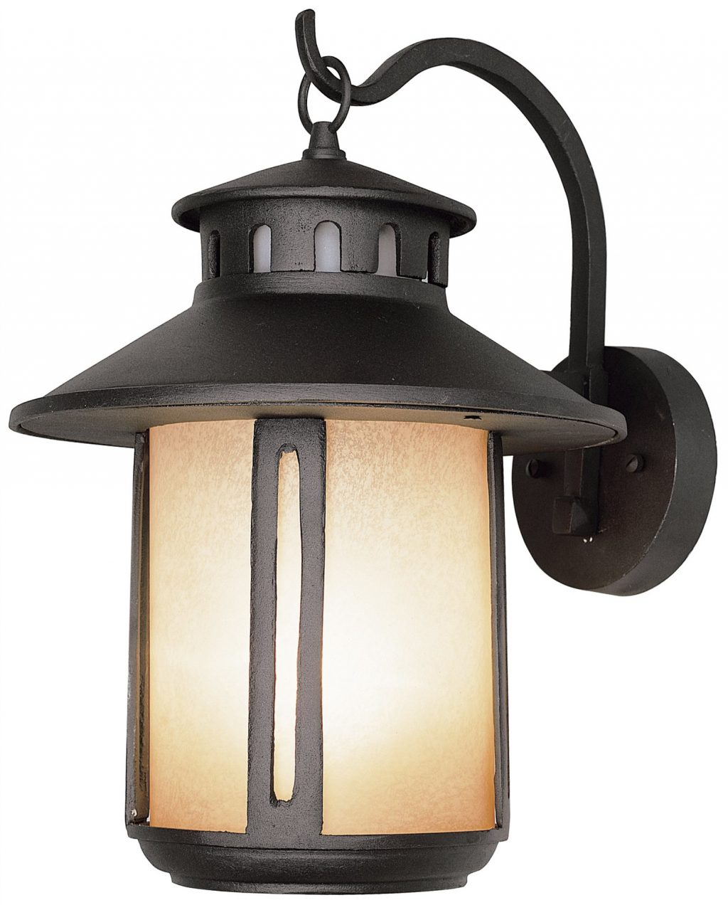 Trans Globe Lighting 5951 Bk Craftsman Transitional Outdoor Wall