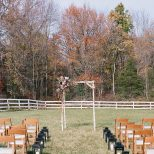 Trending Fall Farm Wedding Ideas