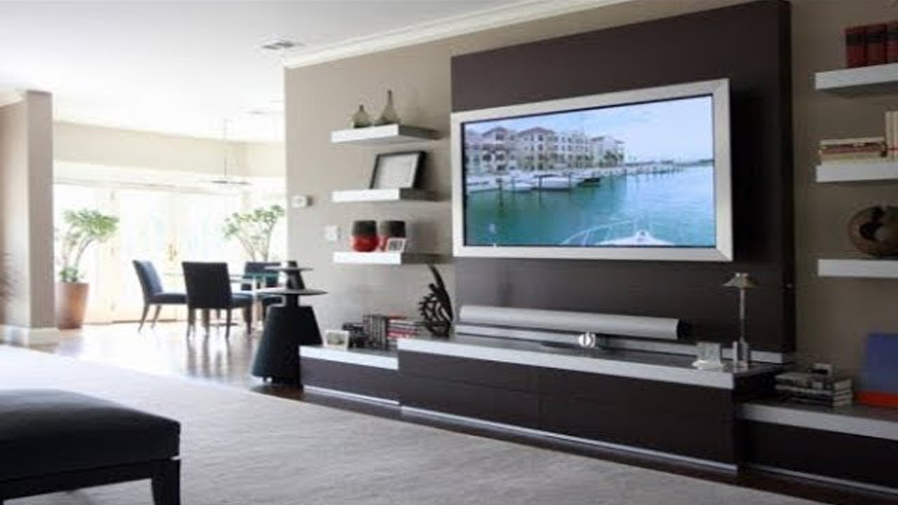 Tv Cabinet Designs For Living Room India Tv Cabinet On Wall – layjao