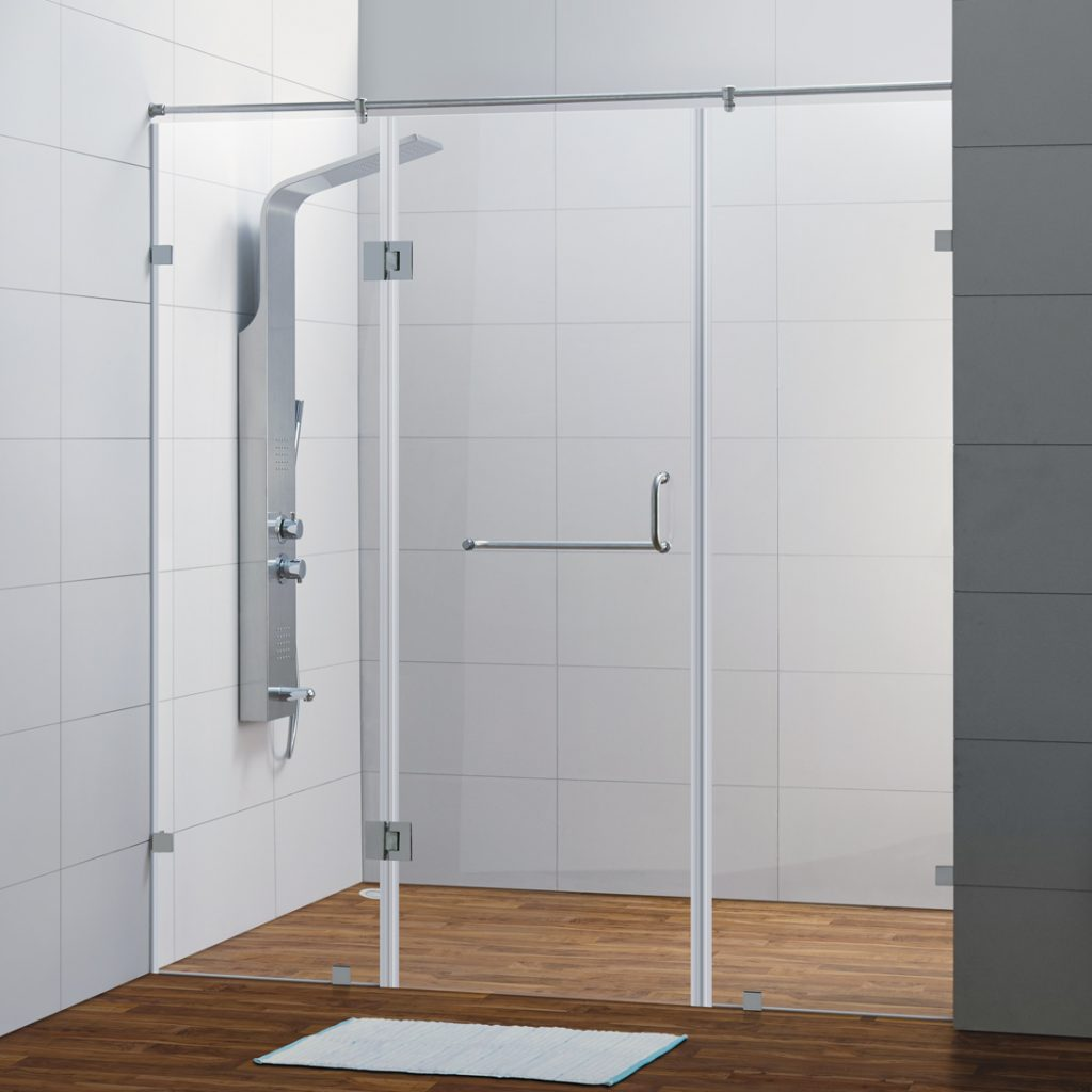 Two Panels And One Door In Middle Cera Sanitaryware Limited