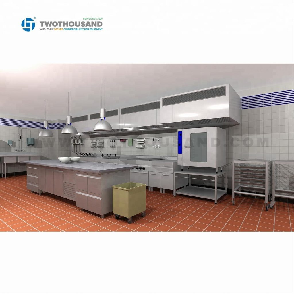 Twothousand Machinery Supply The Commercial Restaurant Kitchen