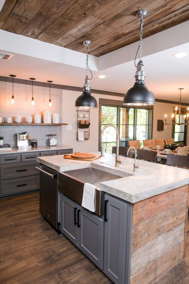 Uncategorizedcontemporary Rustic With Impressive Rustic Modern