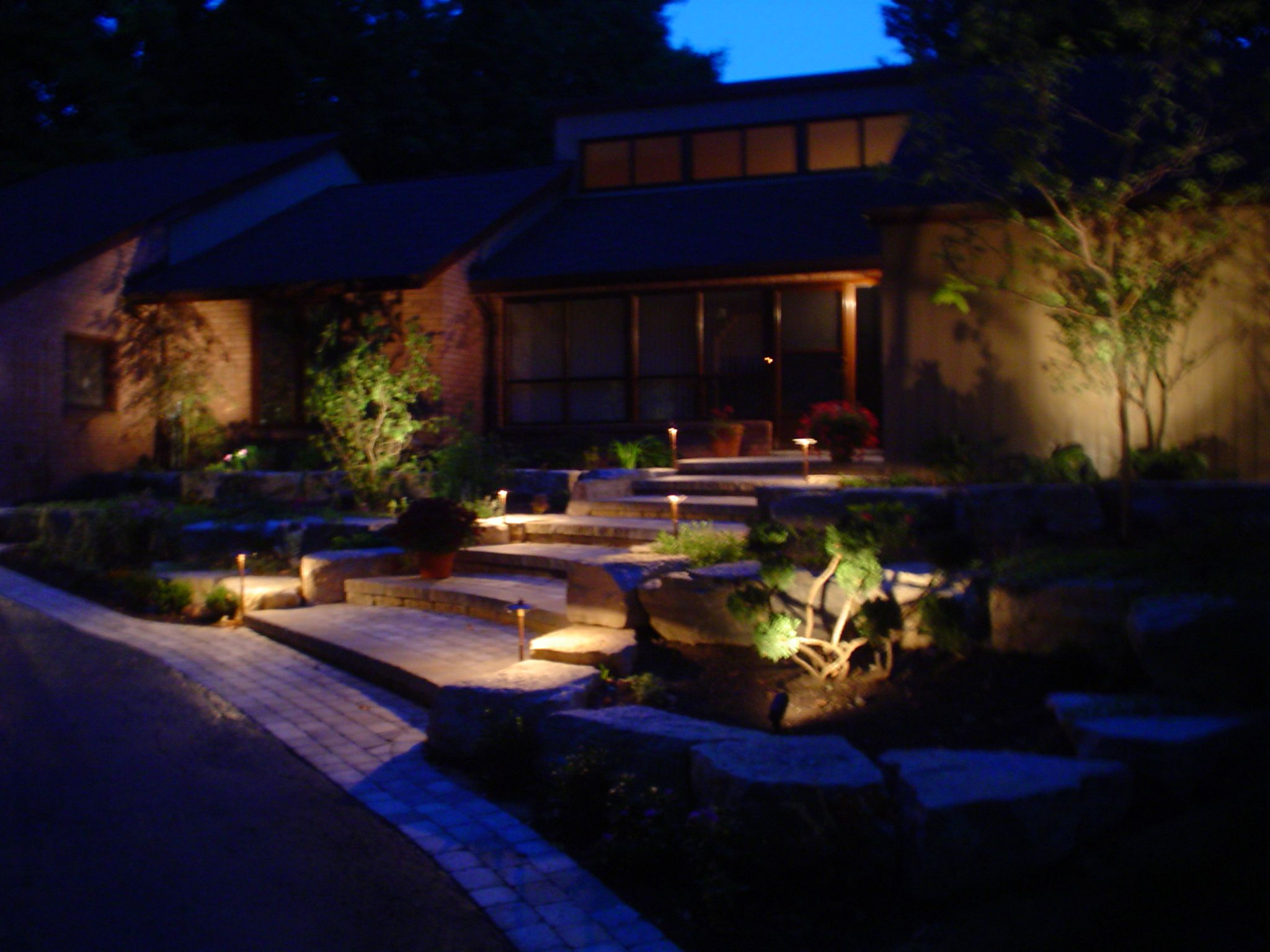 Unique Garden Lighting Ideas Lighting Landscape Lighting
