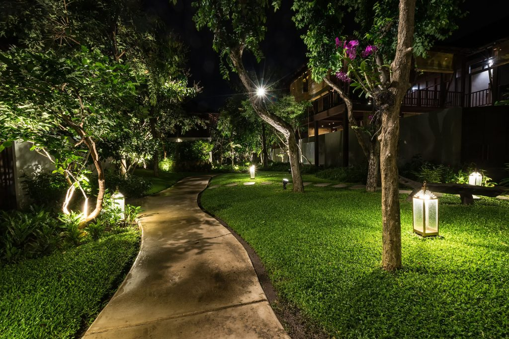 Unique Outdoor Lighting Ideas Unique Landscape Lighting