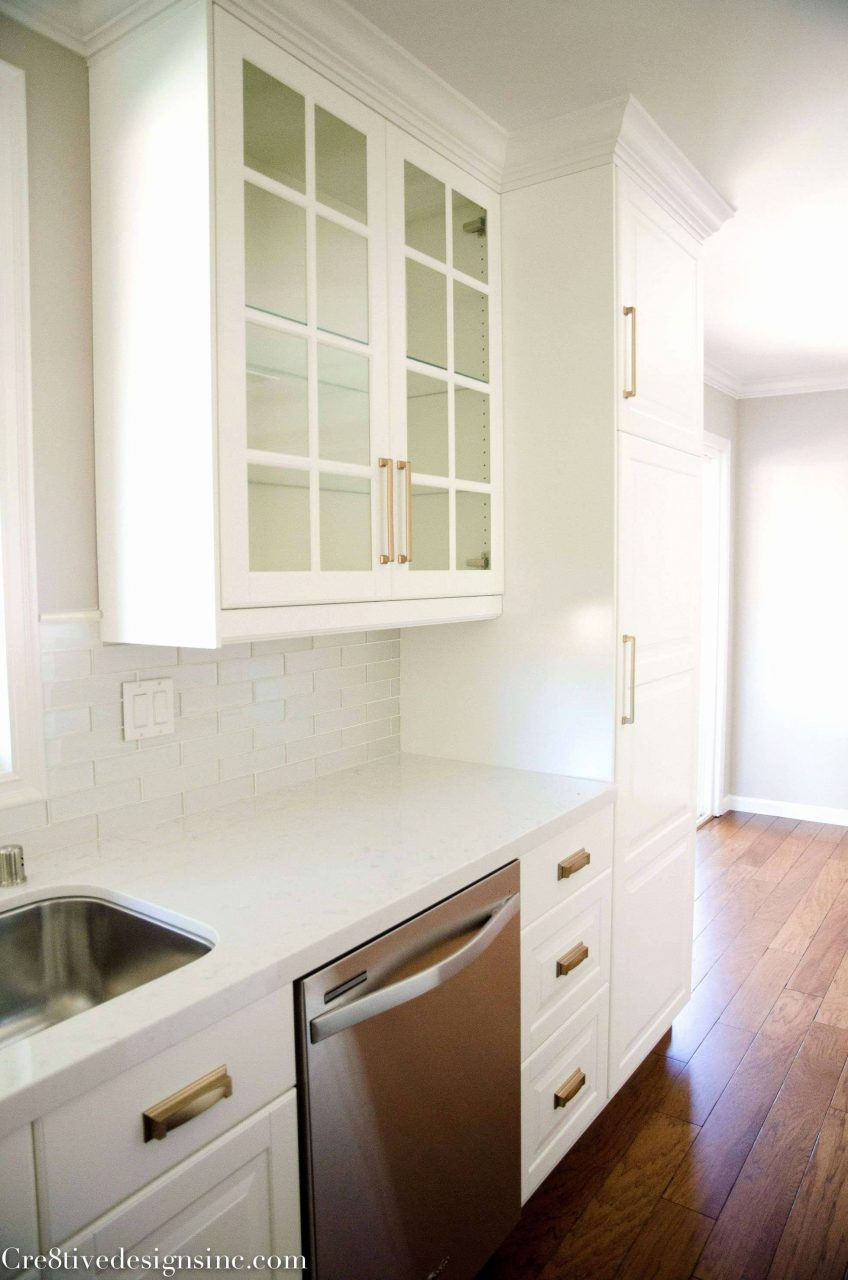 Upper Kitchen Cabinets With Glass Doors Bottomlinecom
