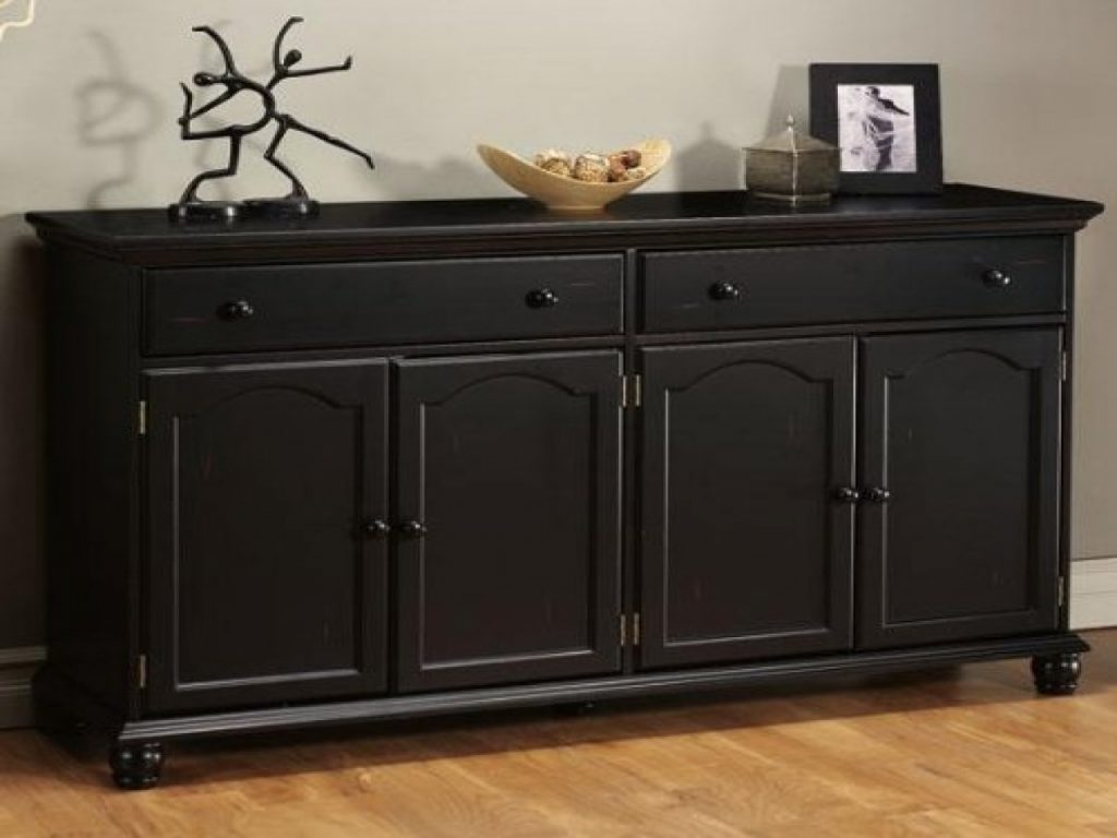 Utility Cupboard Ideas Dining Room Buffet Sideboard Black Dining