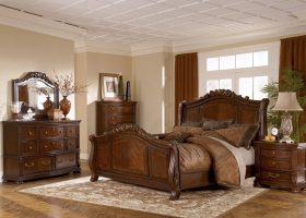 Ashley Furniture Bedroom Set Vintage