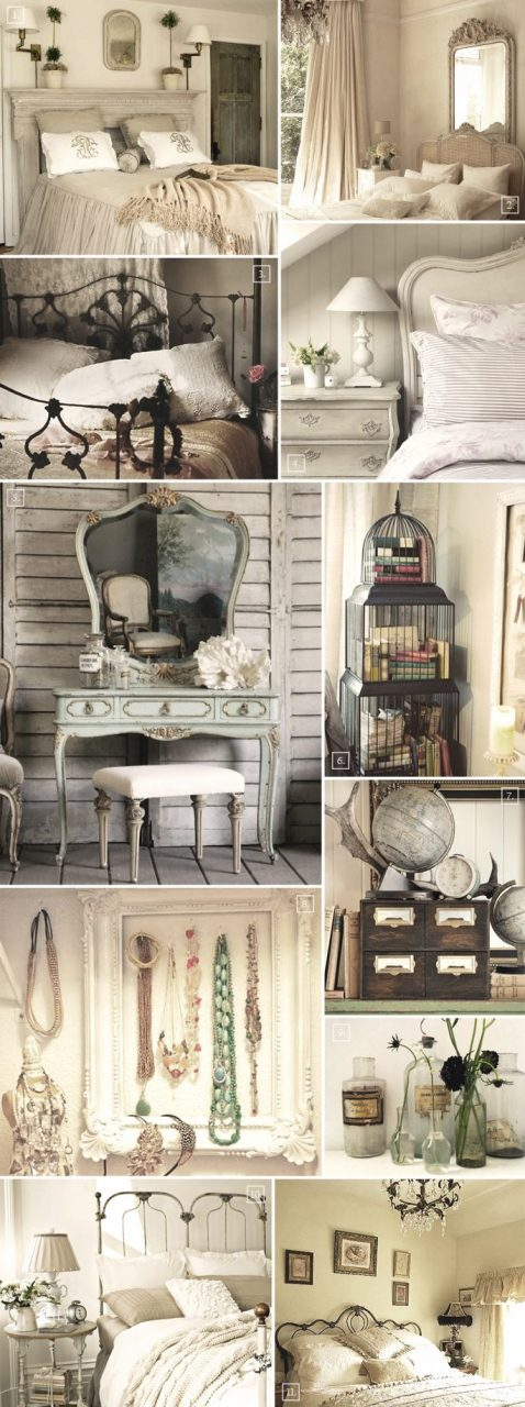 Vintage Bedroom Decor Accessories And Ideas For The Home Vintage