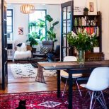 Warm Eclectic One Bedroom My Swinging Pad Bohemian House Home