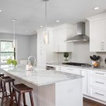 White Kitchen Island Pendant Lighting Kitchen Island Pendant