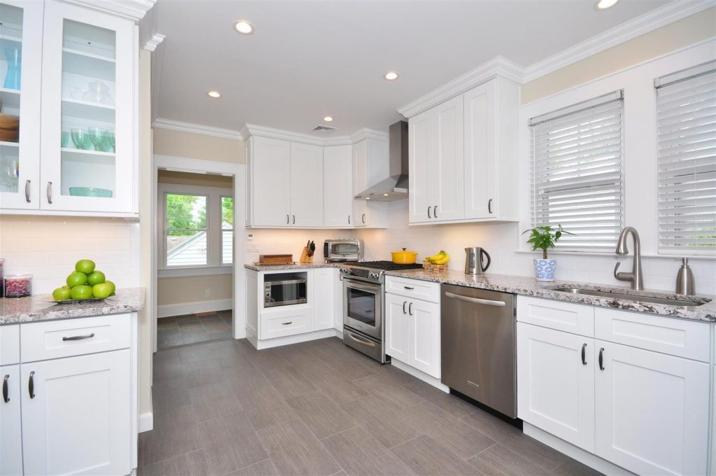 White Shaker Kitchen Cabinets Alba Kitchen Design Center Kitchen