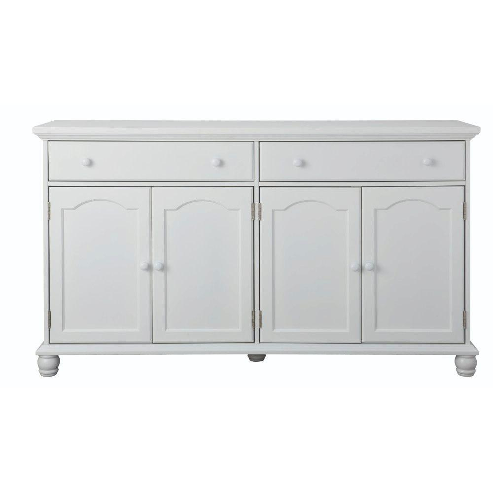 White Sideboards Buffets Kitchen Dining Room Furniture The