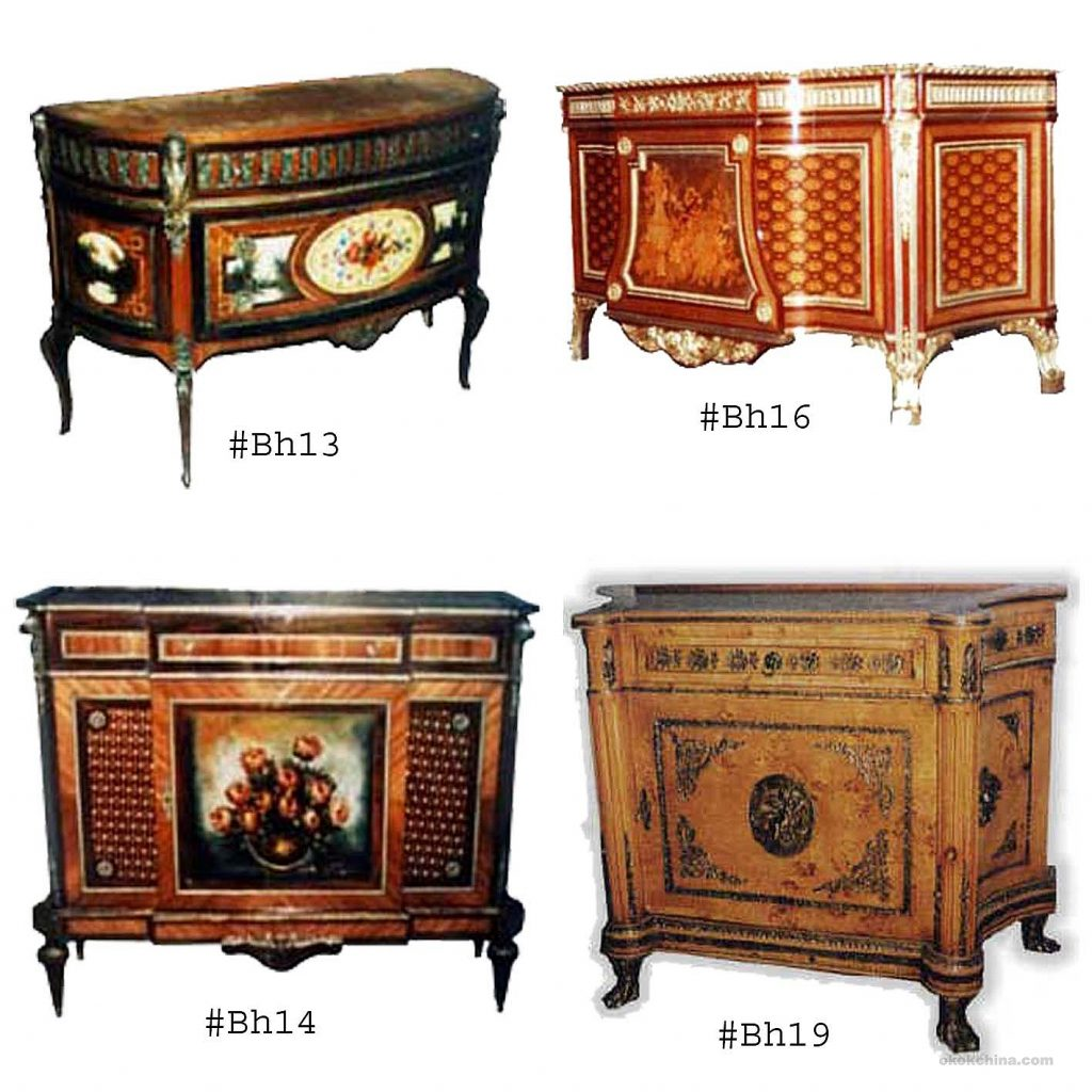 Wholesale Antique Furniture Reproduction Bahut Made In China
