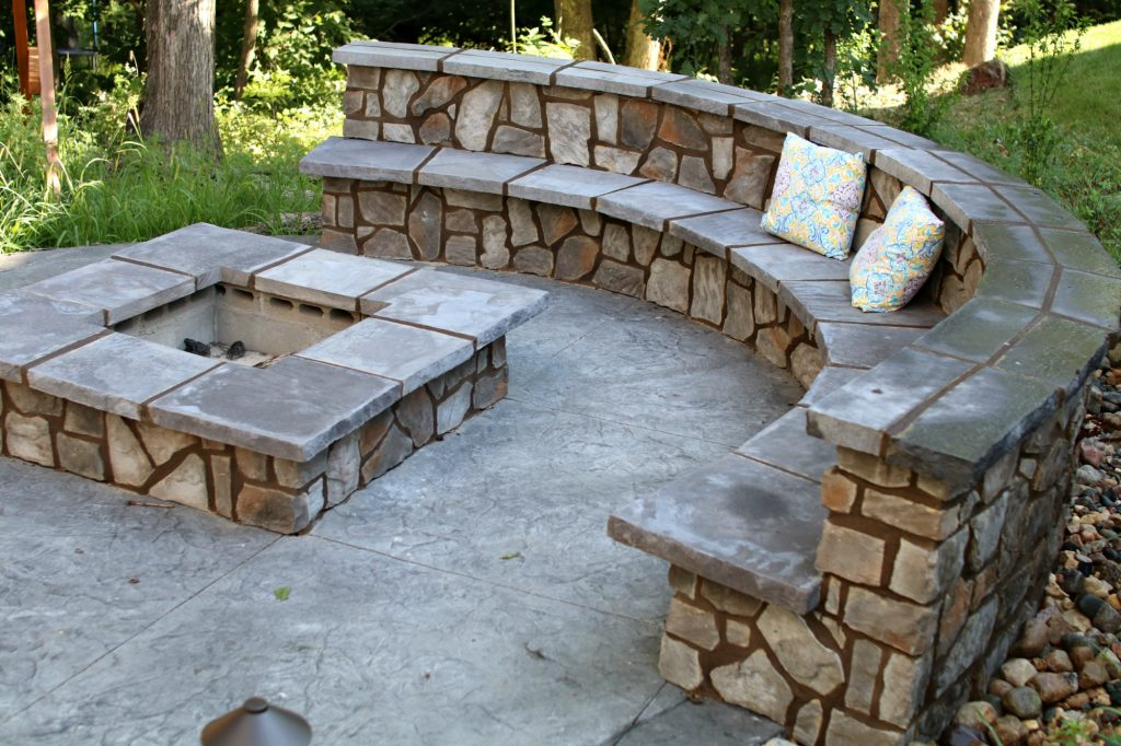 Why Every Patio Should Have A Seating Wall Hinkle Hardscapes