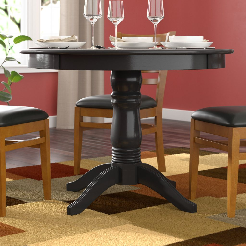 Wood Dining Table Base Wayfair