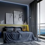 Young Men Bedroom Design Ideas