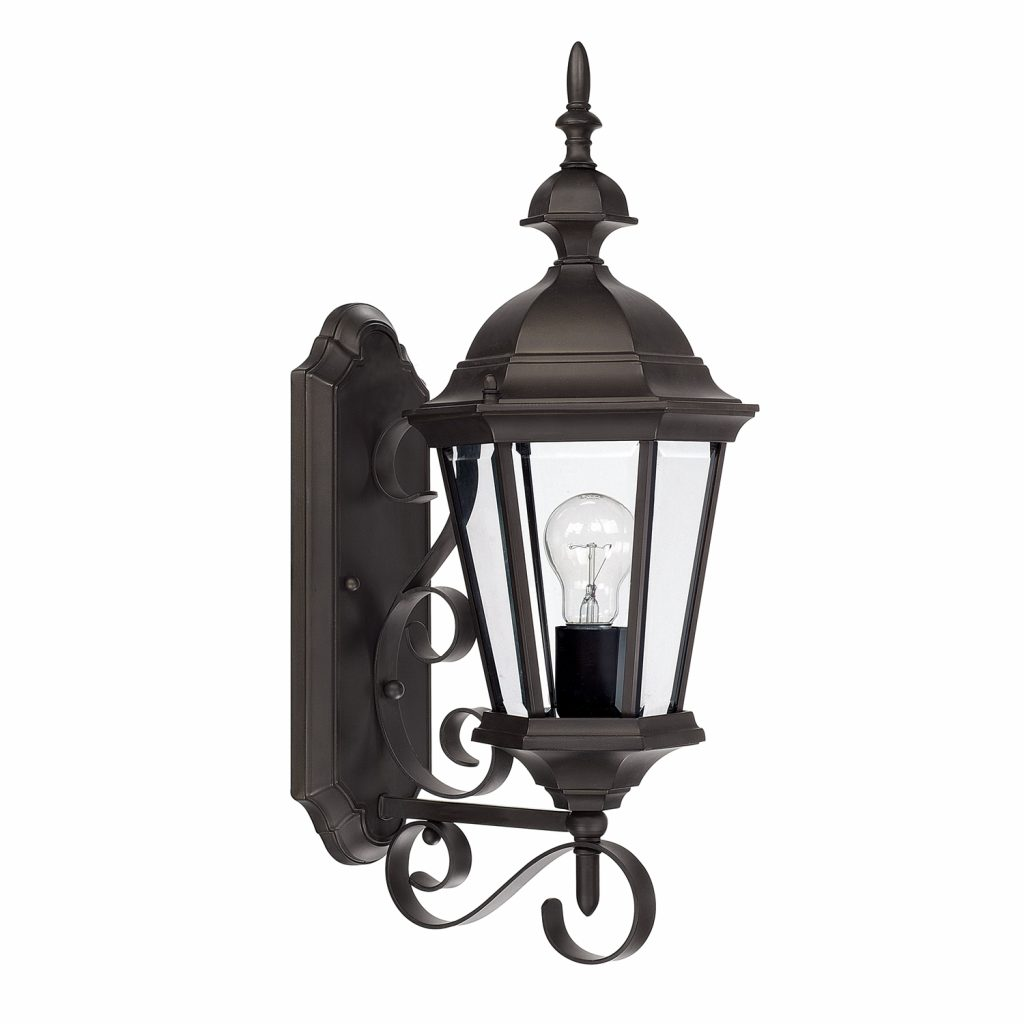 1 Light Wall Lantern Capital Lighting Fixture Company