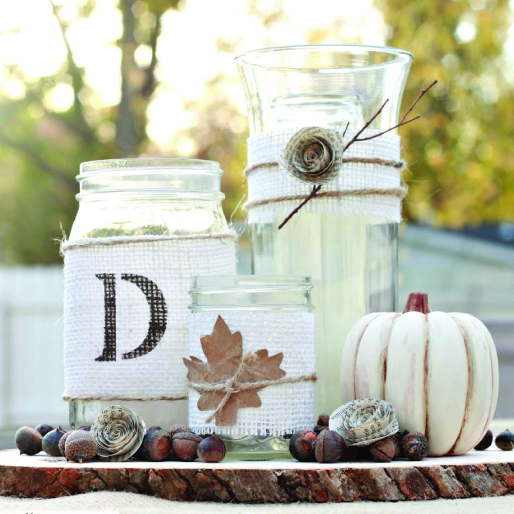 10 Unique Diy Ideas For A Fall Wedding Centerpieces Wedding Obsessed