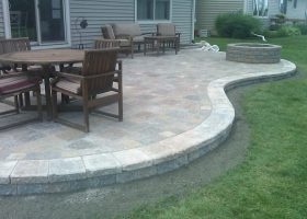 Hardscape Patio Design Ideas
