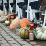 13 Fall Wedding Ideas With Pumpkin Decorations That Arent Basic