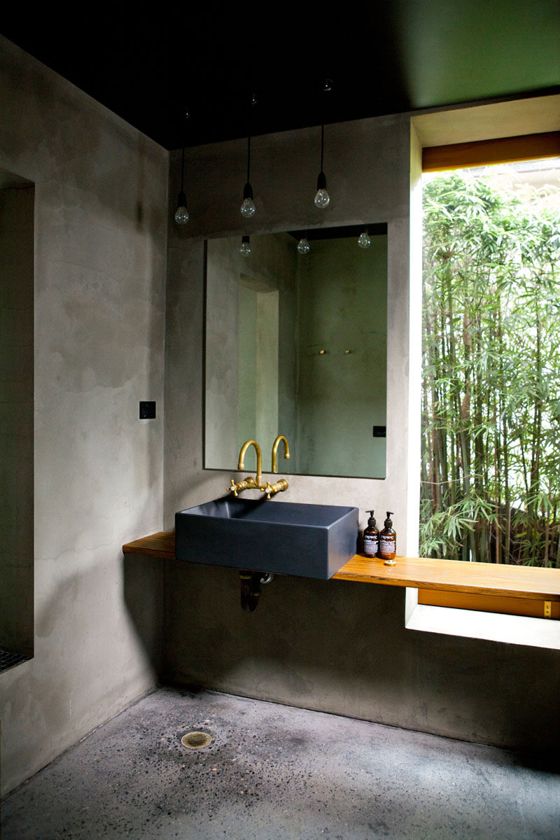 13 Ideas For Creating A More Manly Masculine Bathroom Contemporist