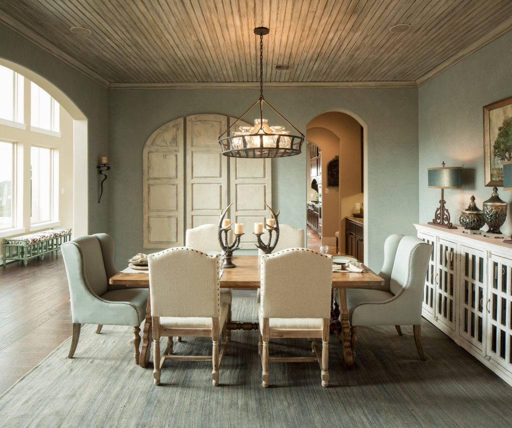 16 Absolutely Gorgeous Mediterranean Dining Room Designs
