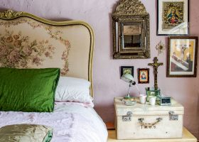 Parisian Romantic Bedroom