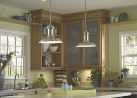 2 Light Island Pendant Lighting Kitchen