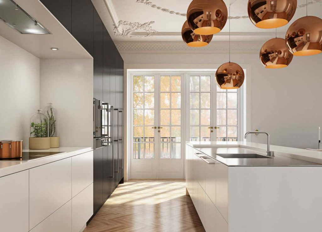 20 Brilliant Ideas For Modern Kitchen Lighting Certified Lighting