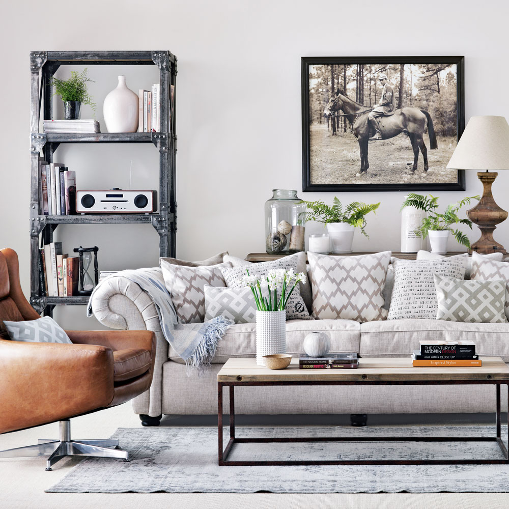 20 Grey Living Room Ideas For Gorgeous And Elegant Spaces