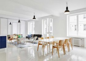 Scandinavian Design Dining Room