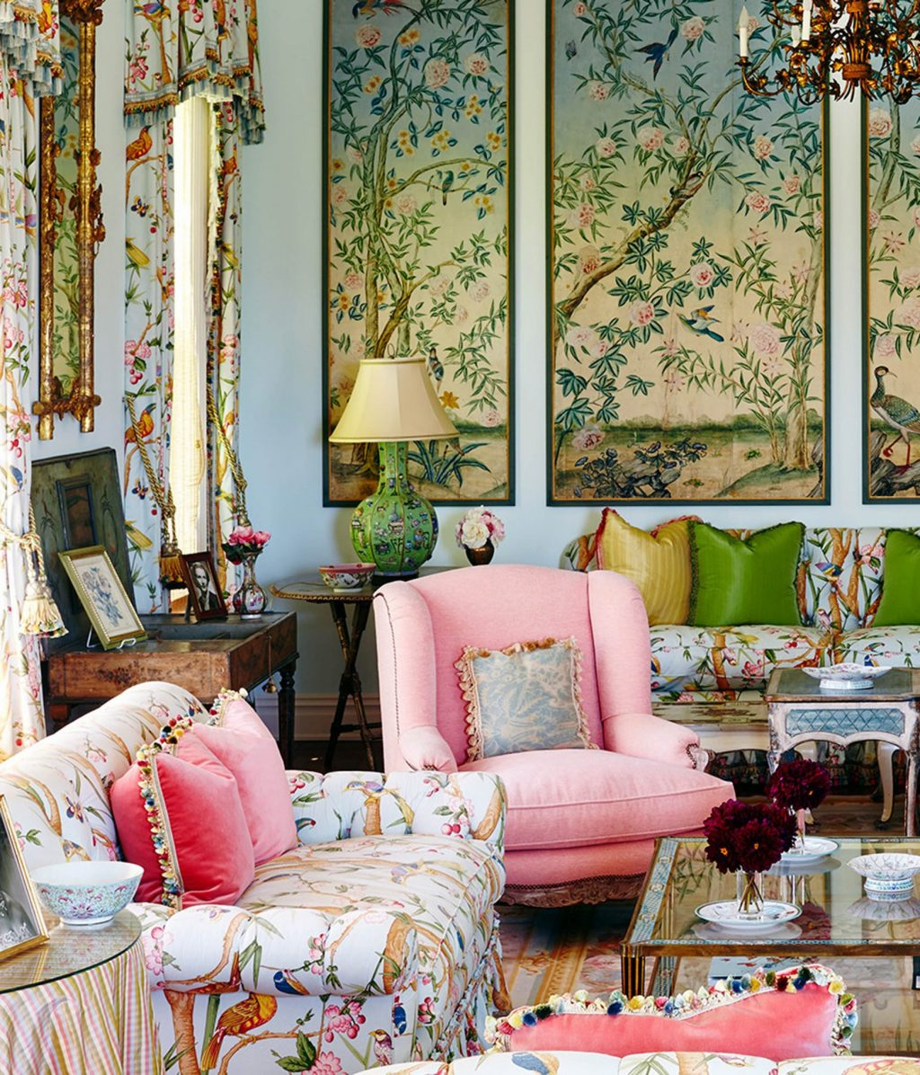 2018 Design Trends Chinoiserie Is Making A Comeback
