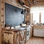 Country Rustic Kitchen Design Ideas