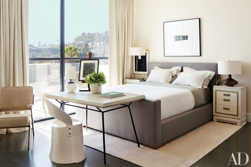 24 Contemporary Bedrooms With Sleek And Serene Style In Case Of