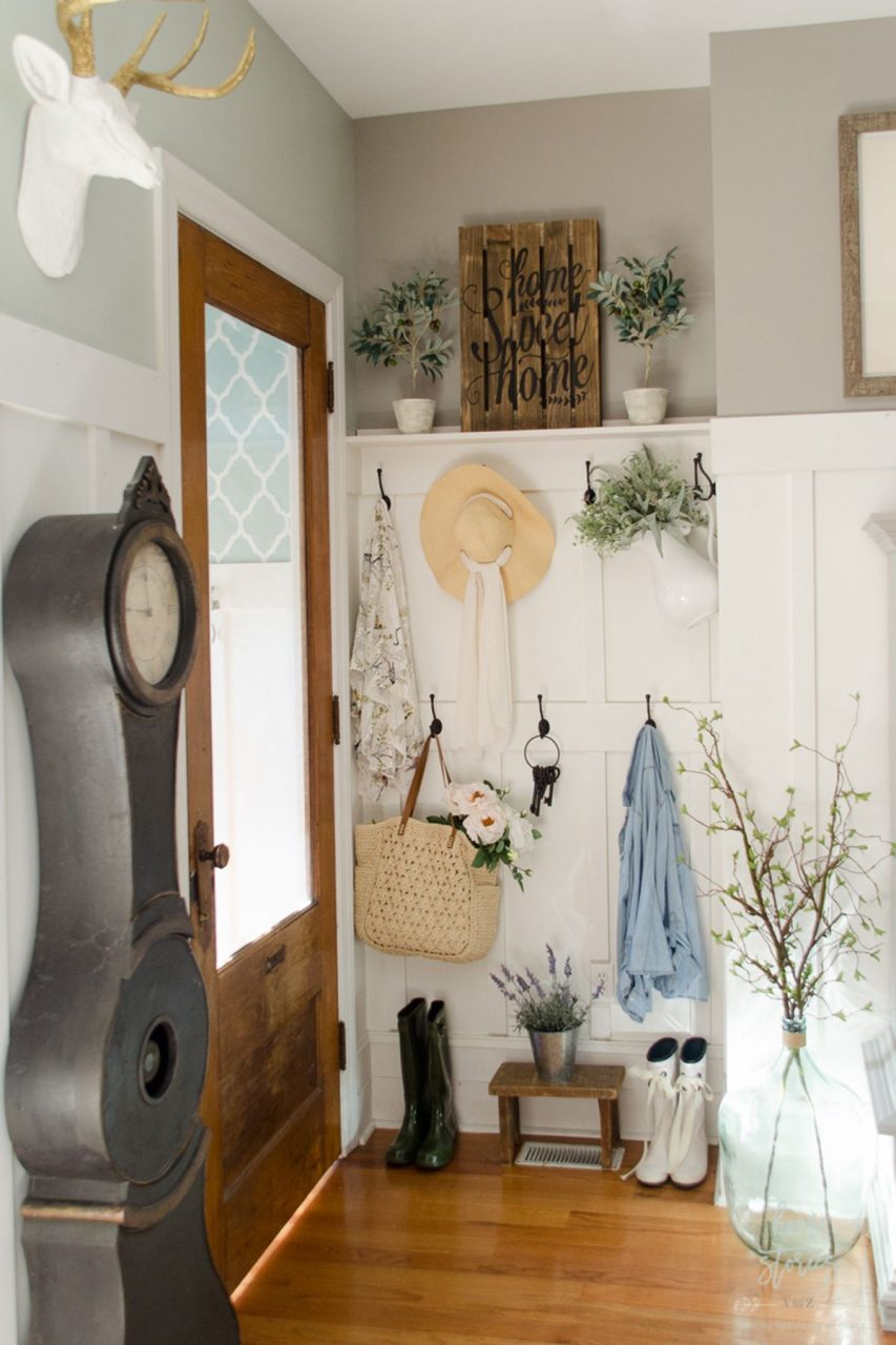 27 Beautiful Ways To Decorate Your Farmhouse For Spring Spring