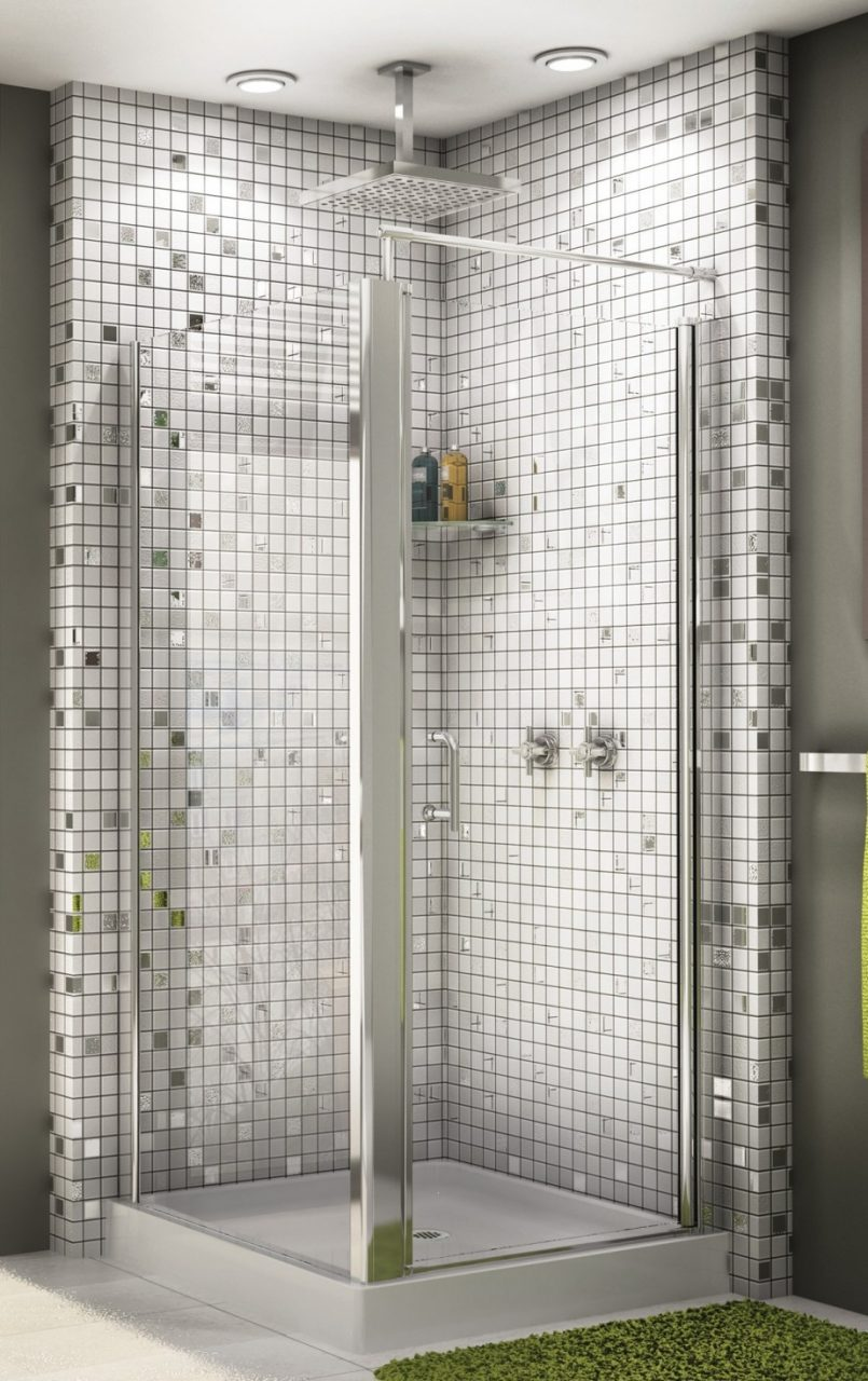 27 Great Small Bathroom Glass Tiles Ideas Backyard Shower