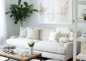 Beige Sofa Living Room