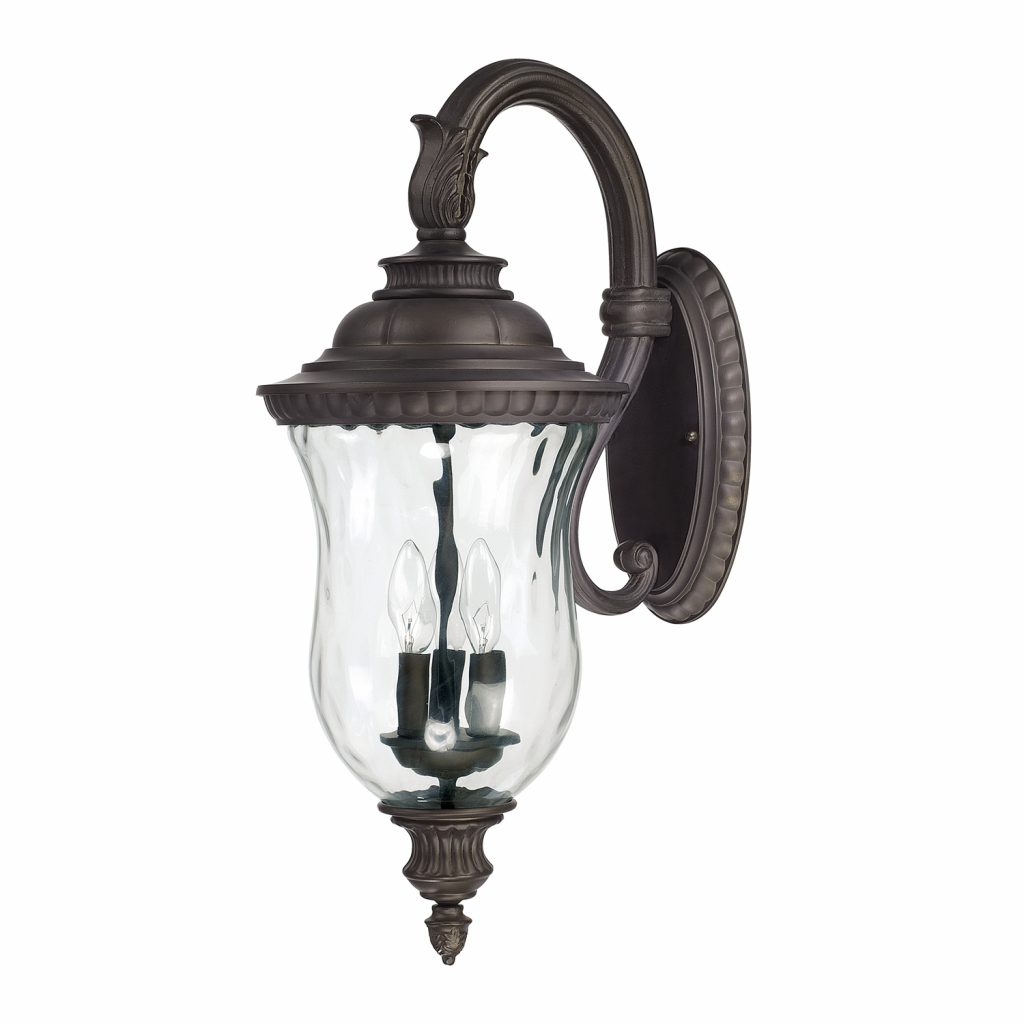 3 Light Wall Lantern Capital Lighting Fixture Company
