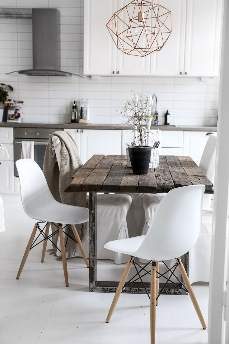 30 Cool Rustic Scandinavian Kitchen Designs Home Design And Decor