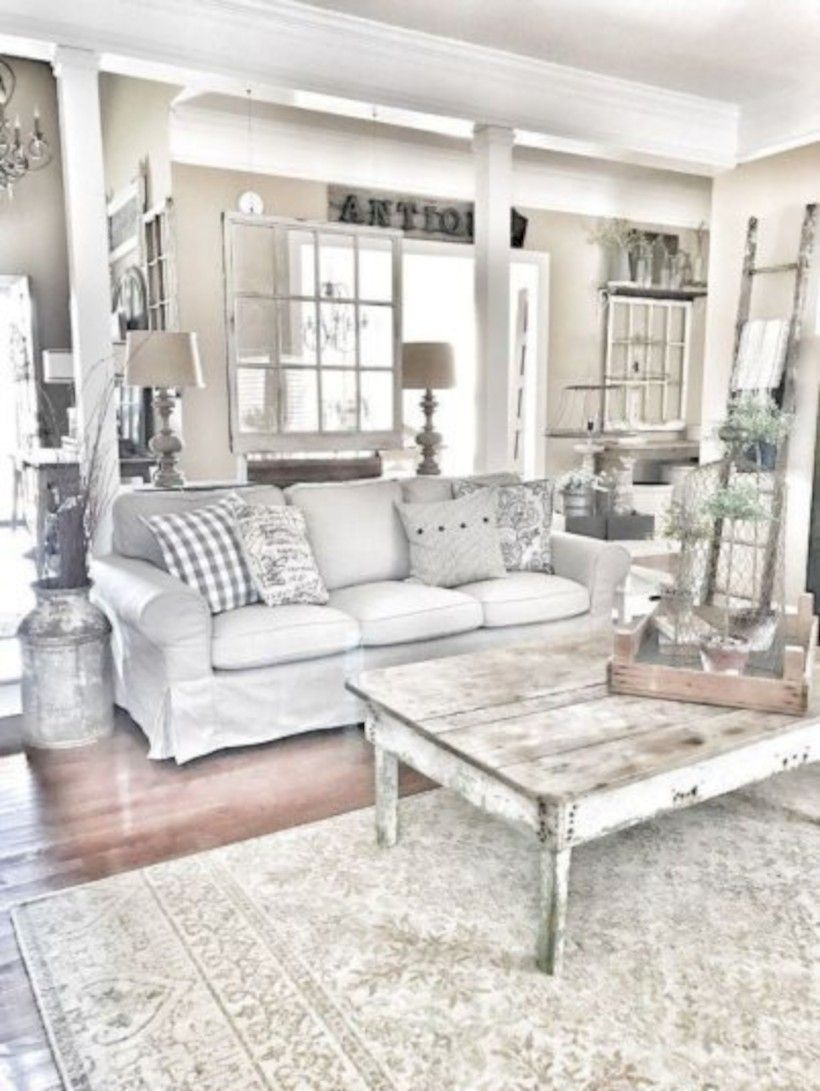 35 Breathtaking Rustic Chic Living Room Ideas You Must Try Living